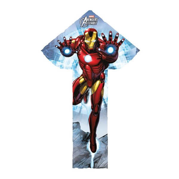 View Licensed Iron Man Breezy Flyer