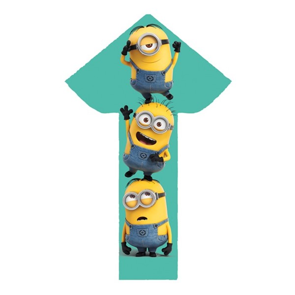 View Licensed Minions Breezy Flyer