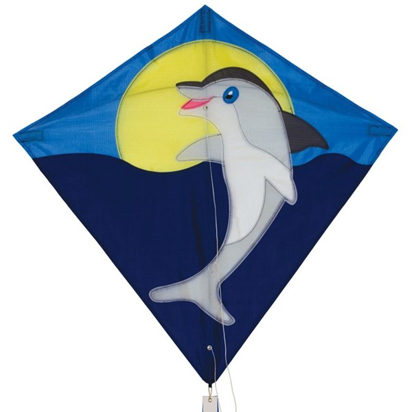 "View Dolphin 30"" Diamond Kite"