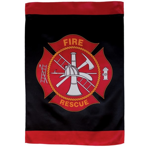 View Fire Rescue Lustre House Banner