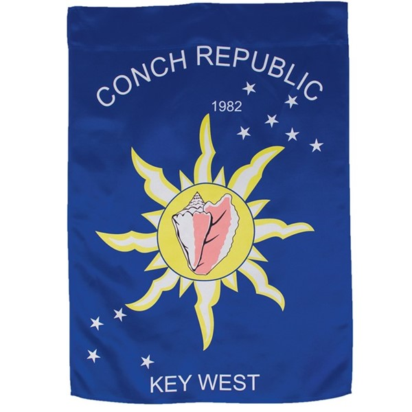View Conch Republic Lustre House Banner