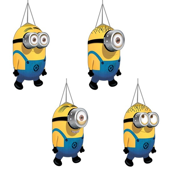 View Licensed Despicable Me Minions WindFriends 12PC Assortment*