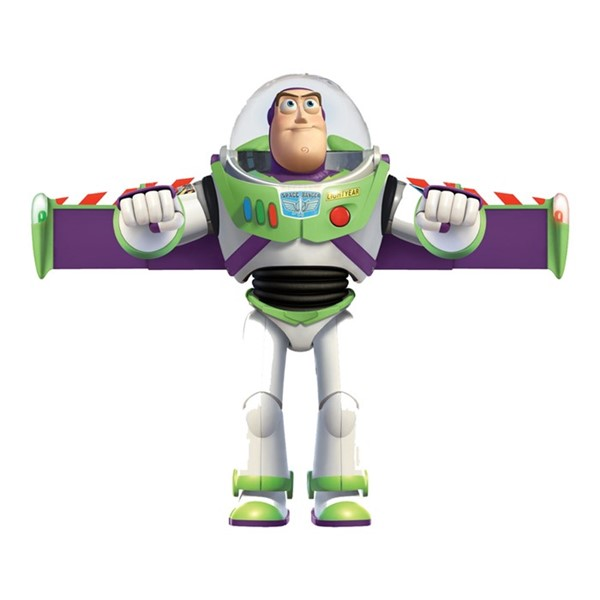 View Buzz Lightyear Disney Skypal Kite