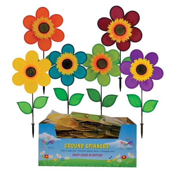 "View 12"" Sunflower 30 PC POP Display"
