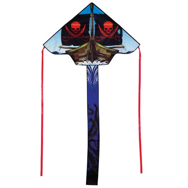 "View Pirate Ship 45"" Fly-Hi Kite"