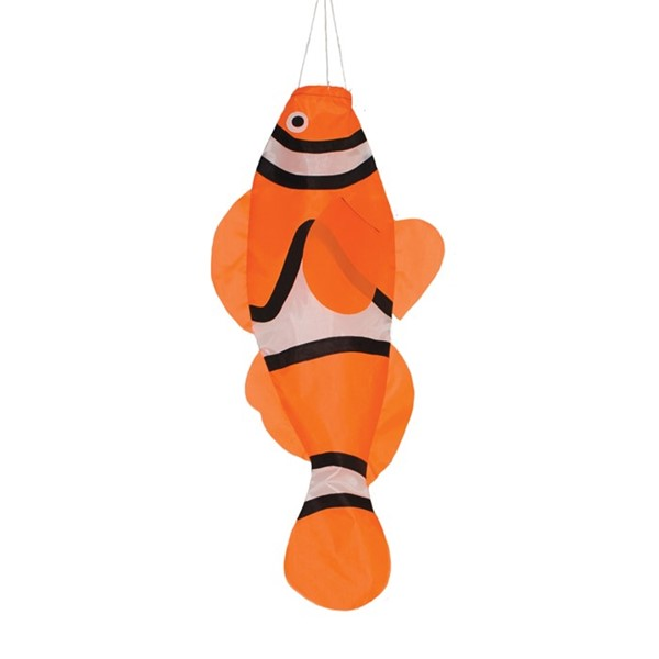 "View 24"" Clownfish Windsock"