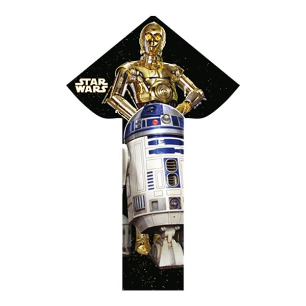 View Star Wars (R2-D2 & C3PO) Breezy Flyer*