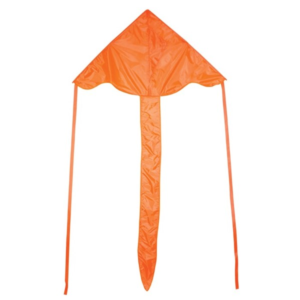 "View Orange Colorfly 43"" Fly-Hi Kite"