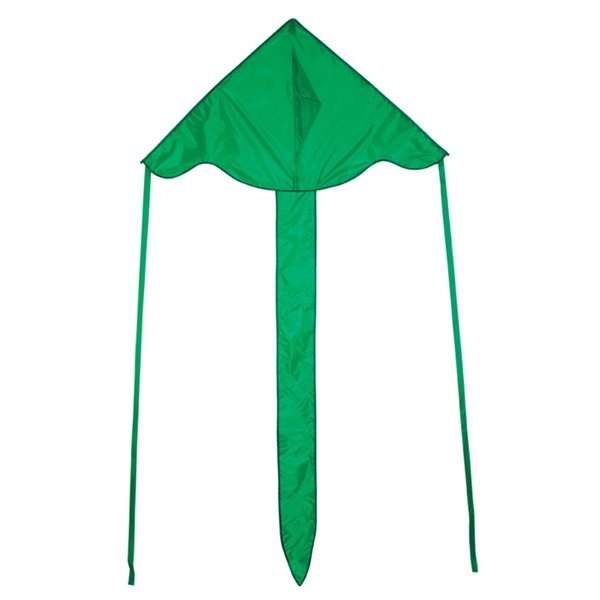 "View Green Colorfly 43"" Fly-Hi Kite"