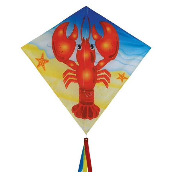 "View Lobster 30"" Diamond Kite"