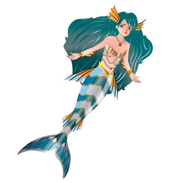 View Mermaid 3D Fantasy Flier