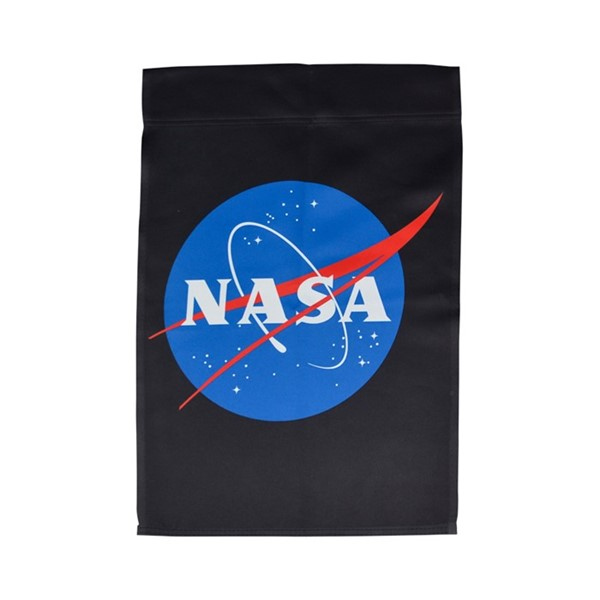 View NASA Lustre Garden Flag