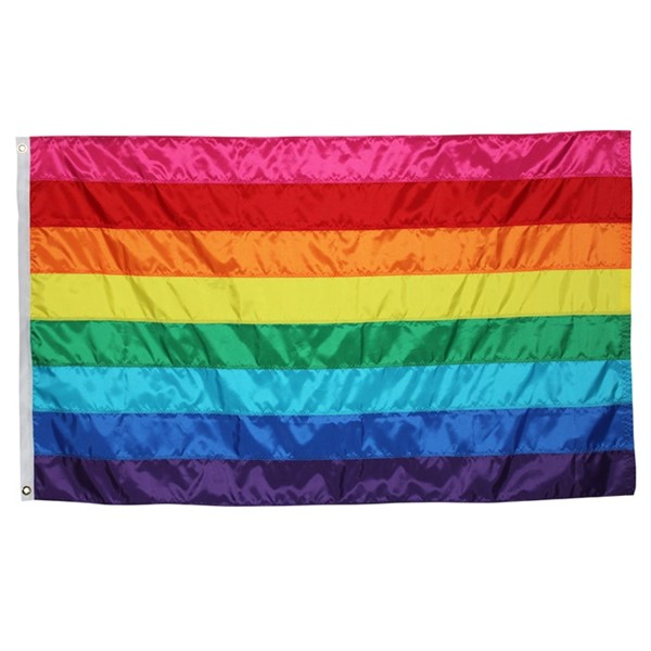 View Historic Pride 3x5 Grommet Flag