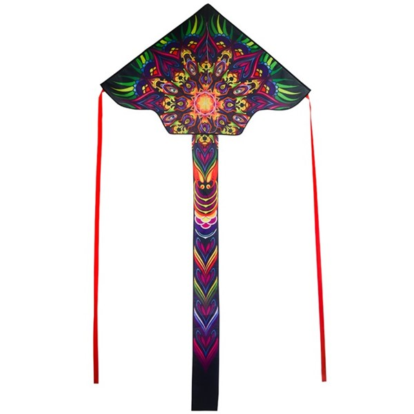"View Mandala 45"" Fly-Hi Kite"