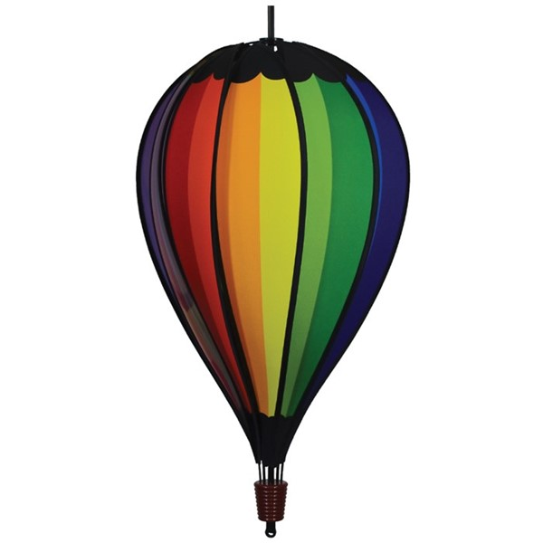 View Rainbow Spectrum 10 Panel Hot Air Balloon