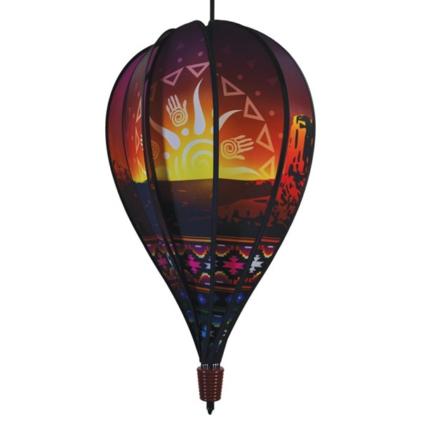View Southwest 10 Panel Hot Air Balloon Spinner