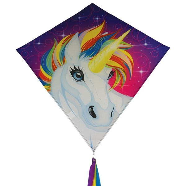 "View Unicorn 30"" Diamond Kite"