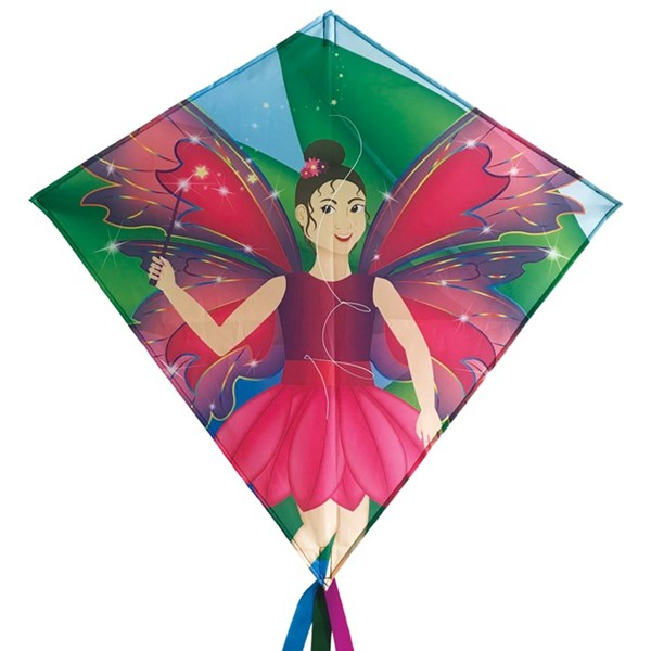 "View Fairy 30"" Diamond Kite"