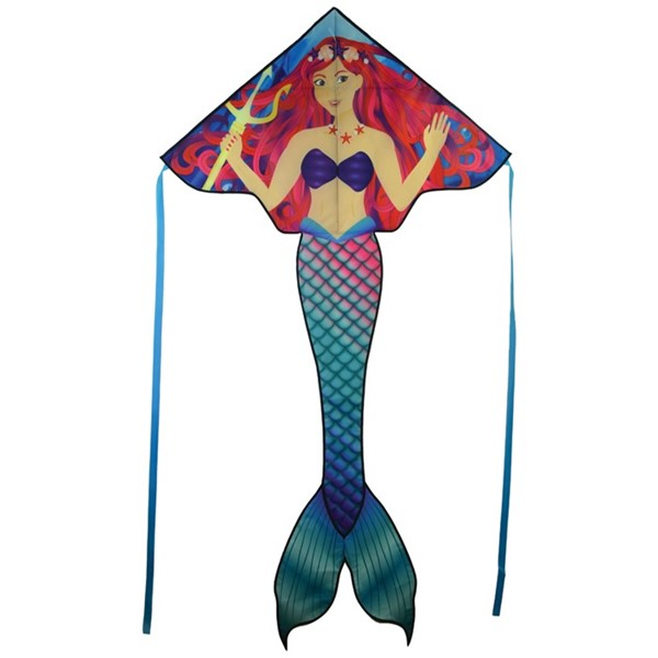 "View Mermaid 45"" Fly-Hi Kite"