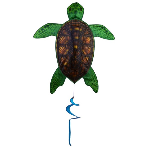 View Realistic Sea Turtle Kite