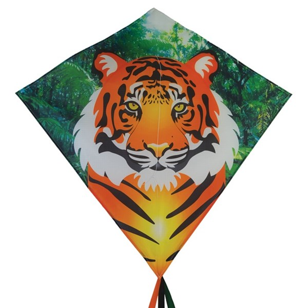 "View Tiger 30"" Diamond Kite"