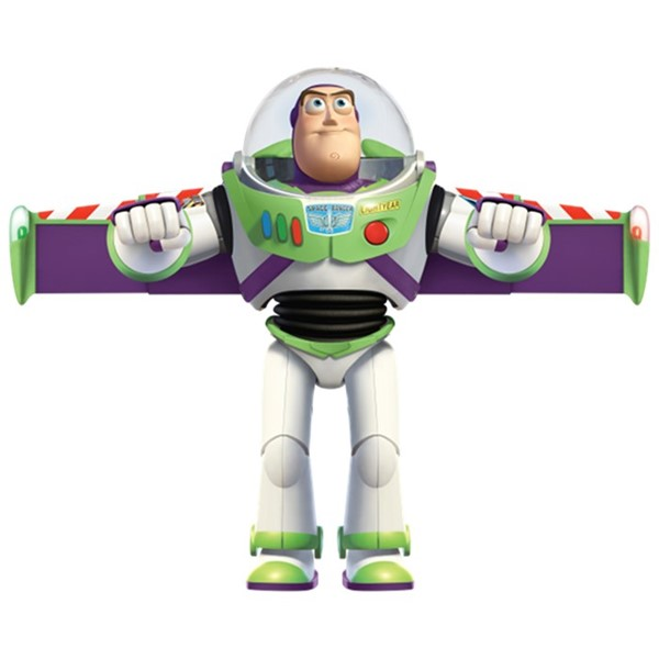 View Supersize Ultra Buzz Lightyear Kite
