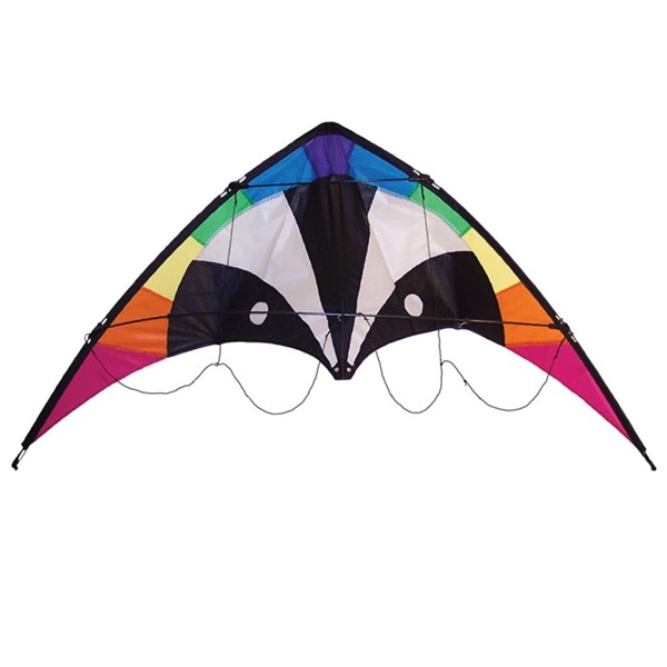 "View The Skunk 47"" Stunt Kite (Optimized for Shipping)"
