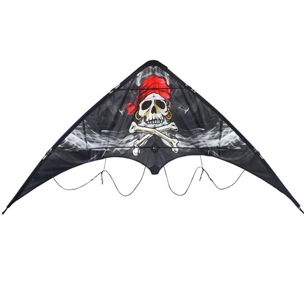 View Smokin' Pirate Stunt Kite (Optimized for Shipping)