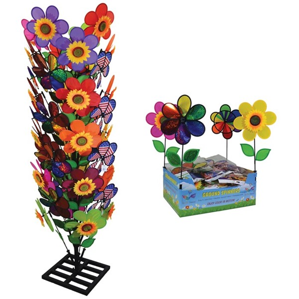 View Small Flower Assortment with Store Display