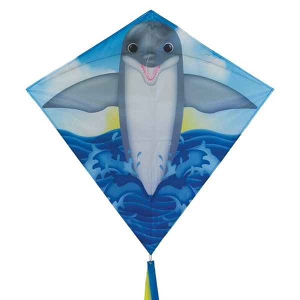 "View Dolphin 30"" Diamond Kite (+)"