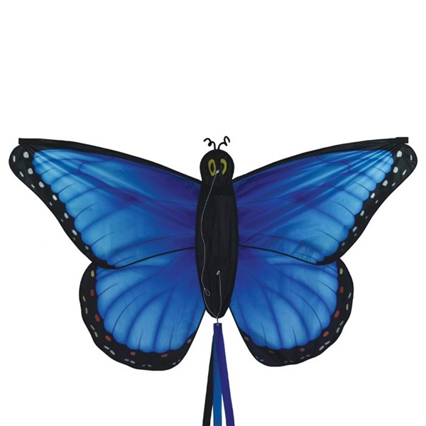 View Blue Morpho Butterfly Kite