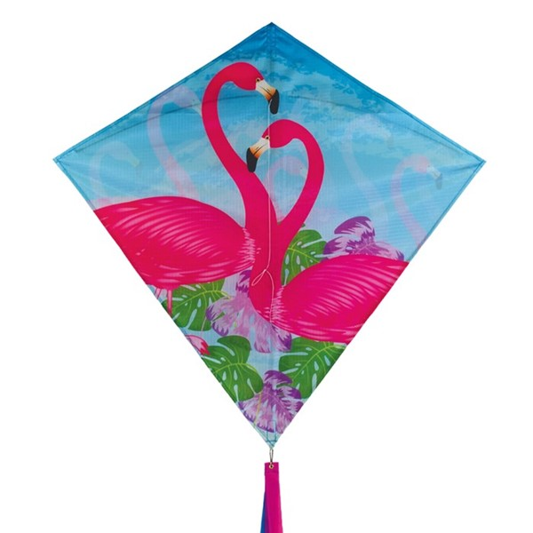 "View Flamingo 30"" Diamond Kite (+)"