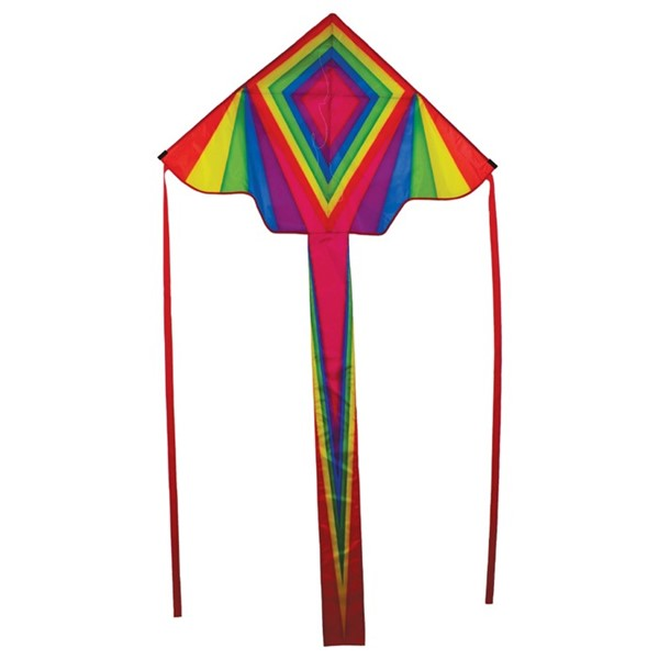 "View Dayglow 45"" Fly-Hi Kite"