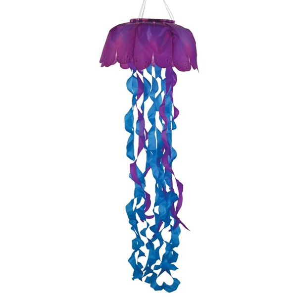View Jellyfish 3D Windsock