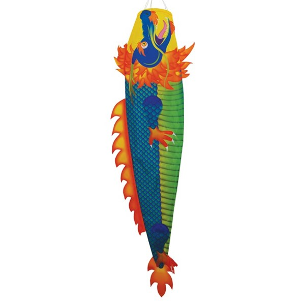 "View Dragon 50"" 3D Windsock"