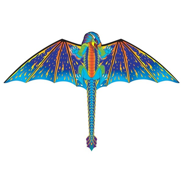 View Blue Dragon Supersize 2D Kite