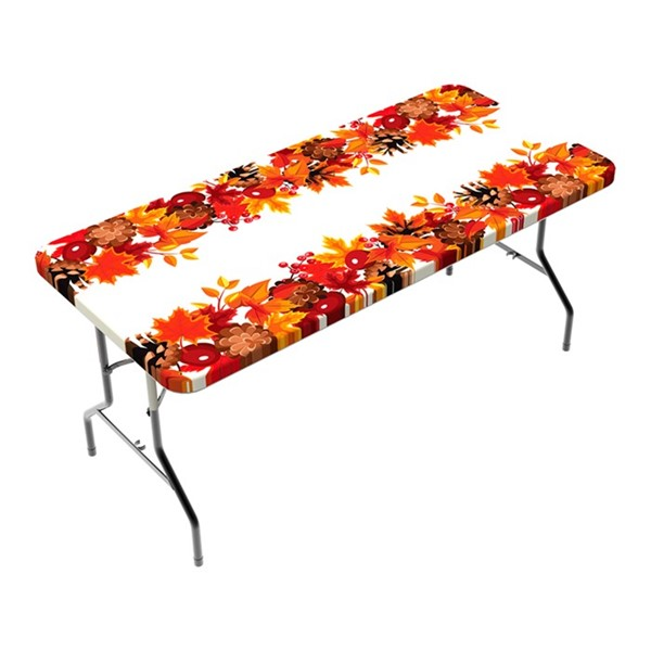 View Fall 6' Tablecloth
