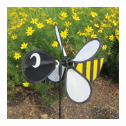 Baby Bee Yard Spinner